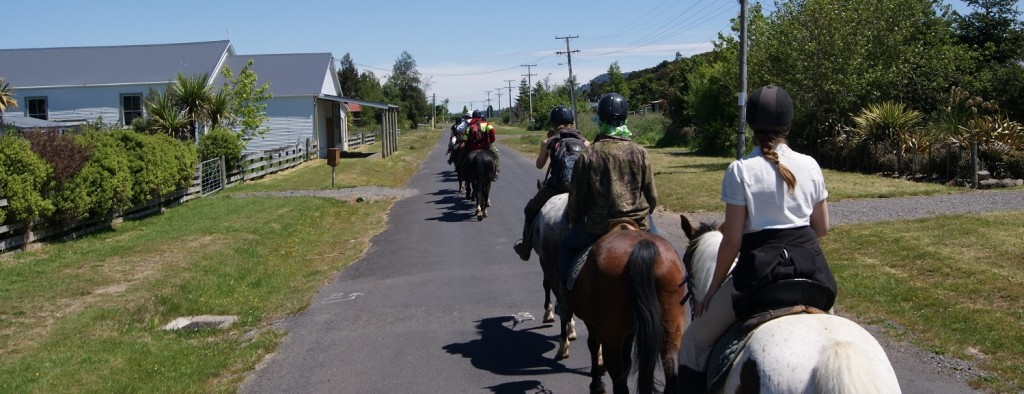 Ruapehu Homestead village trek picture